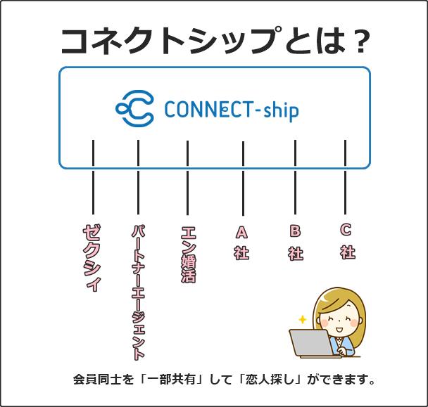 コネクトシップの図説
